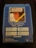The Essential Paul Anka 8-Track Tape GRT Corp 8320-5667H Tested