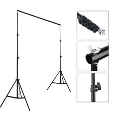 Adjustable 6.5 X 10Ft Photo Background Support Holder Stand for Photography