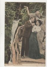 Opportunity's A Fine Thing [JWS 2476] 1905 Postcard 863a