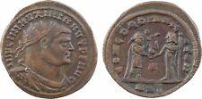 Maximien, aurélianus, 295 299 Rome?, CONCORDIA MILITVM, Jupiter  - 37