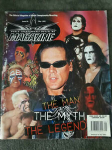 1999/05 US Ausgabe 50 WCW Magazin - WWF Hasbro Wrestling WWE Mattel Elite ECW
