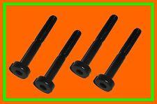 4x Vis Schrauben cylindre base du Cylindre STIHL 029 039 MS 290 310 390