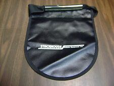 Lot of 3 Vinyl Shot and Discus Carry Bags all new Free shipping