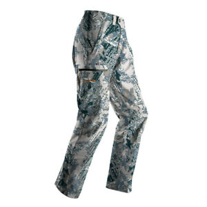 Sitka Gear Mens Ascent Pant 50127 Open Country Size 36 50127-OB-36T