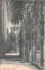 ALBI - église Ste-Cécile - le Pourtour