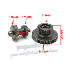Starter Starting Dual Gears Zongshen CB250 CB 250cc Air Cool Engine Dirt Bike