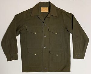 Vintage Filson Garment Wool Hunting Jacket