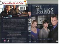 DCI Banks: Season Three (DVD, 2015, 2-Disc Set)