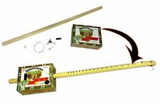 One-String Cigar Box Diddley Bow Kit - Great Gift for Handy Persons by CB Gitty