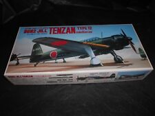 FUJIMI 7AE1,1/72 NAKAJIMA CARRIER ATTACK BOMBER B6N2 JILL PLASTIC MODEL KIT