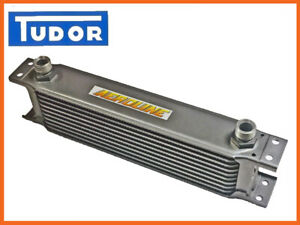 Oil Cooler 10 Row  for Classic Cars with 1 1/2 inch BSP fittings