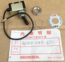 NOS Genuine Honda Z50A K0 (USA Models) Ignition Switch (36100-045-671)