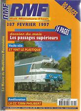RMF N°387 LES PASSAGES SUPERIEURS / LA CC 72006 PHILIBERT / LE PLASTIQUE