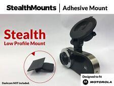 Adhesivo Pegar en montaje para Motorola MDC100 MDC 100 Dash Cam Dashcam HD Micro SD