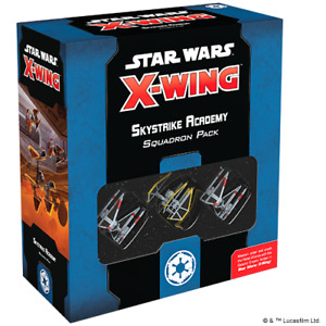 Star Wars X-Wing 2nd Edition: SkyStrike Academy Expansion