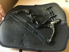 Quest G5 Rogue Compound Bow - FULLY LOADED strap quiver Bow Allen Endura Case