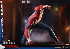 SPIDER-MAN ADVANCED SUITE VGM31 PS4 1:6 SCALE FIGURE HOT TOYS VIDEO GAME