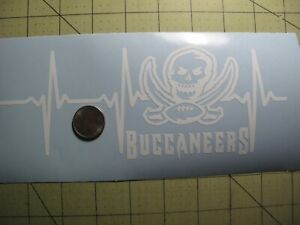 Tampa Bay Buccaneers Life Decal