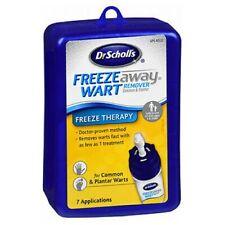 Dr. Scholls Freeze Away Wart Remover Treatment 7 treatm