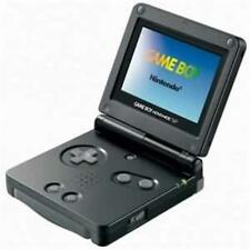NINTENDO GAME BOY ADVANCE SP BLACK SYSTEM