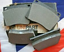 NOS JAGUAR  MK 1XJ6 One set or Genuine unipart early front Pads