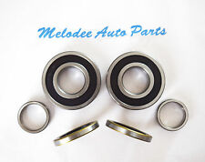 2 REAR Left & Right Axle Bearing with 2 Inner Seal set  MAZDA  RX-7  1984-1985