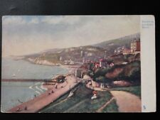 Isle of Wight: Ventnor Looking Eastc1910 - Old Postcard by Raphael Tuck & Sons