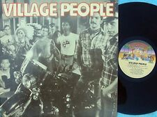 Village People ORIG US 1st ST LP EX '77 Casablanca NBLP7064 Disco R&B Pop