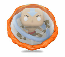 Funko Super Pop! Animation: Avatar: The Last Airbender - Aang (Avatar State) Figura in Vinile