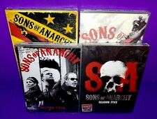 Sons Of Anarchy Seasons 2-5 DVD Lot Brand New B544