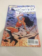 Wonder Woman New 52 1,2,3,4