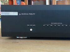 Musical Fidelity M6S DAC / D/A Converter / Balanced XLR Out / Remote & Volume