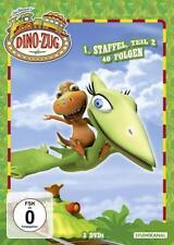 3 DVDs * DINO-ZUG - STAFFEL 1 / TEIL 2 (40 FOLGEN)  # NEU OVP /
