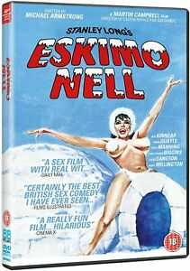 Eskimo Nell 40th Anniversary Special Edition (88 Films DVD) BFI Stanley Long