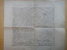 1896 circa-CASTEL BOLOGNESE-CARTA GEOGRAFICA