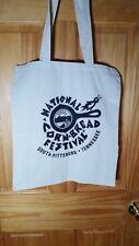 Lodge Cast Iron National Cornbread Festival South Pittsburg TN Tote Bag