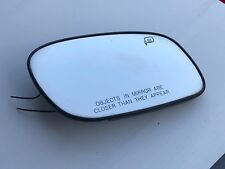 1998 - 2002 Lincoln Town Car Passenger Right Side View Mirror Glass 1405566 OEM