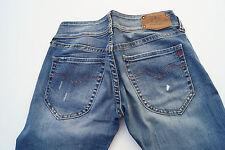 REPLAY WV531 Damen Jeans Hose stretch 26/32 W26 L32 used l. stone wash blau NEU