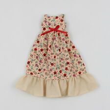 Doll Outfit flower dress for blythe doll BJD doll 26-30 cm doll