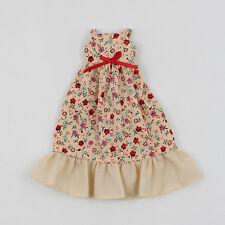 Doll Outfit flower dress for blythe doll BJD doll 26-30 cm doll