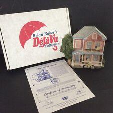 Brian Baker's De Ja Vu #1622 Quiet Neighborhood with Original Box & Certificate