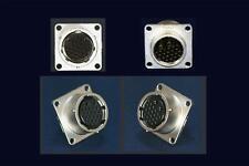 Hirose - 26 Pin Panel Mount Connector - Broadcast Camera - CCU - VTR