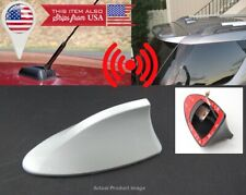 White Shark Fin Vortex Stereo Radio Aerial Signal Antenna for Nissan infini