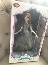 limited edition Disney 17 Doll Anna