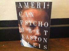 New listing 1st First Edition, American Psycho by Bret Easton Ellis (1991, Paperback) Vguc