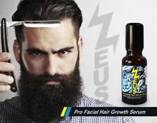 FACIAL HAIR GROWTH SERUM Cinnamon Horsetail  BEARD GROWTH 11 Herbs 0.676oz/20ml