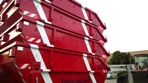 Absetzcontainer Absetzmulde Absetzer Bauschuttcontainer nach DIN 30720 offen 7m³