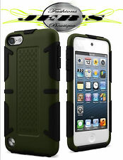 Cygnett Khaki WorkMate Shock-Absorbing 5th Gen iPod Touch Case