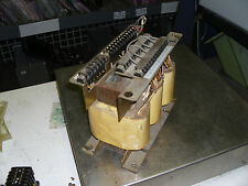 Fanuc 1.5 KVA Transformer, # A80L-0001-0453, Used, SHIPS SAME DAY, Warranty