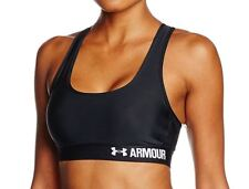 4fa27b6047187 Under armour Polyester Solid Activewear Sports Bras for Women